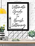 Ultimate Guide To Brush Lettering: Italic Calligraphy Paper This...