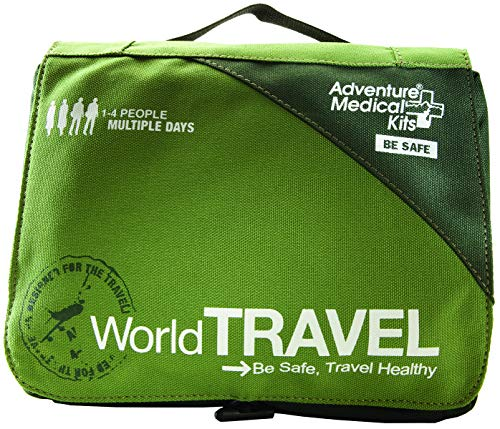 Adventure Medical Kits World Travel First Aid Medical Supply Kit
