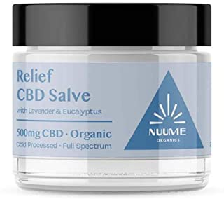 Fast ReLeaf Salve Topical Pain Relief Cream 500MG 60ML—USDA Approved-Made in USA-Highest Quality- Immune Support –Healthy ...
