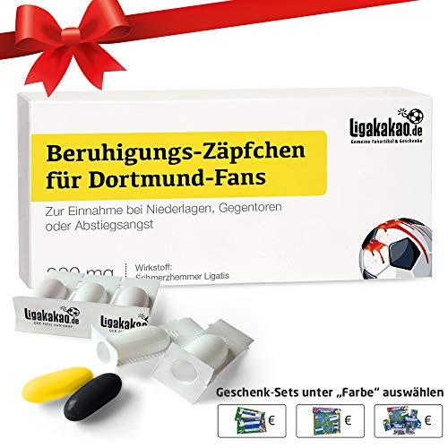 Alles für Dortmund-Fans by Ligakakao.de Geschenk männer ist jetzt BERUHIGUNGS-ZÄPFCHEN