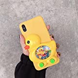 KKAAVV Game Duck Case for Samsung Galaxy A7 2018 A6 A8 Plus
