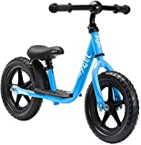 LÖWENRAD Bicicleta sin Pedales para niños y niñas a Partir de 3 - 4 año, Bici 12' Ligero (3KG) con sillín y manubrio Regulable, Azul