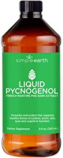 French Maritime Pine Bark Extract Antioxidant 8 fl oz.