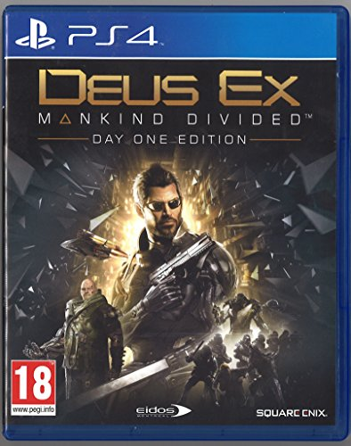 Deus Ex: Mankind Divided - Day One Edition - [Edizione: Spagna]
