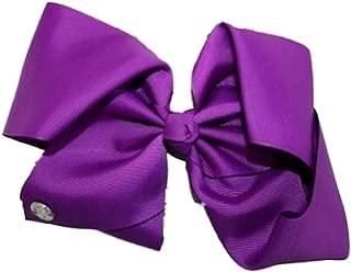 JoJo Siwa Large Cheer Hair Bow (Purple)