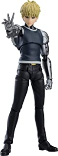 Max Factory One-Punch Man: Genos Figma Action Figure, multicolor