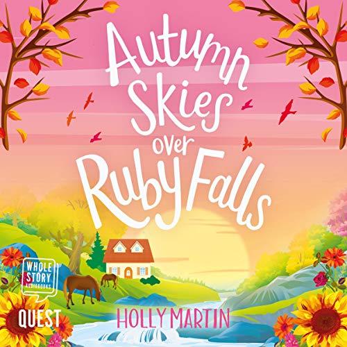 Autumn Skies over Ruby Falls cover art