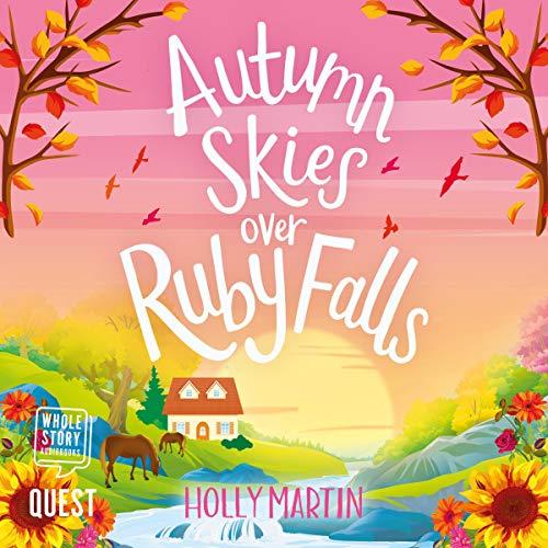 Autumn Skies over Ruby Falls Titelbild