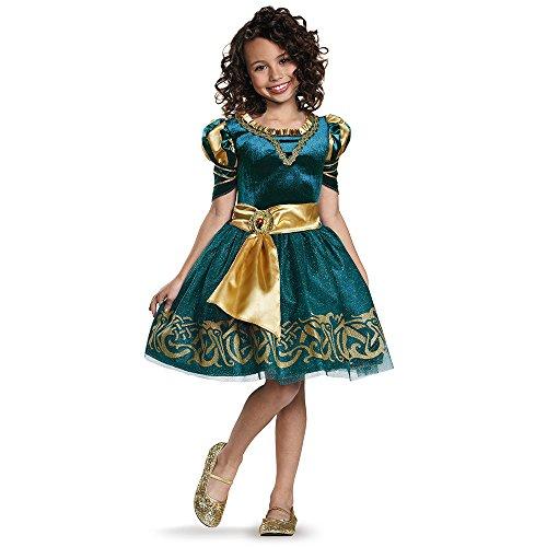 Merida Classic Disney Princess Brave Disney/Pixar Costume, X-Small/3T-4T - http://coolthings.us