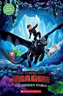 How to Train Your Dragon 3: The Hidden World (Book only)
