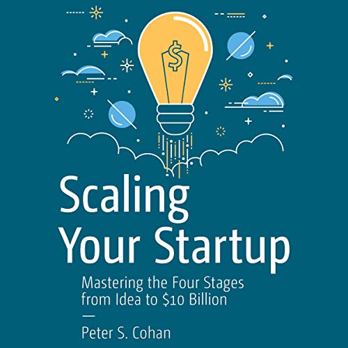 Scaling Your Startup cover art