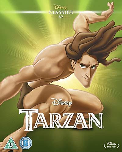Tarzan [Blu-ray] [UK Import]