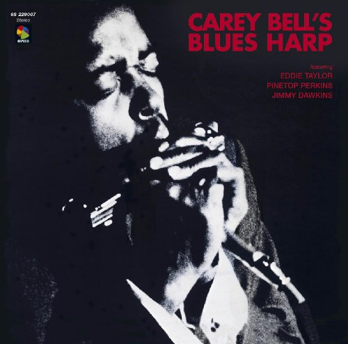 Carey Bell's Blue Harp
