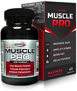 pro muscle canada