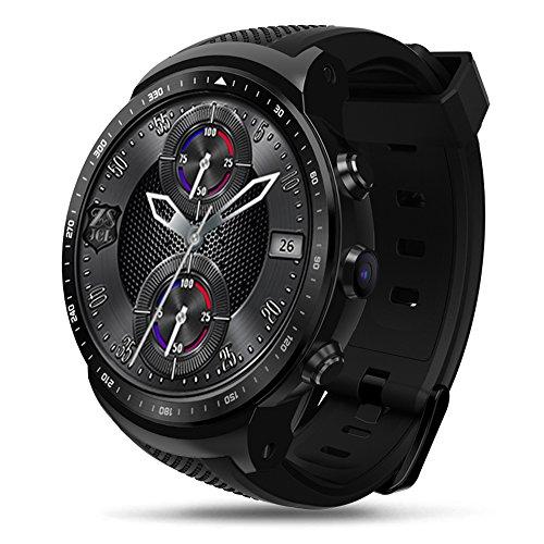 Zeblaze Thor Pro 3G WCDMA GPS Smart Uhr 1.53inch IPS Display 1 GB + 16 GB Android 5.1 WiFi BT Smartwatch