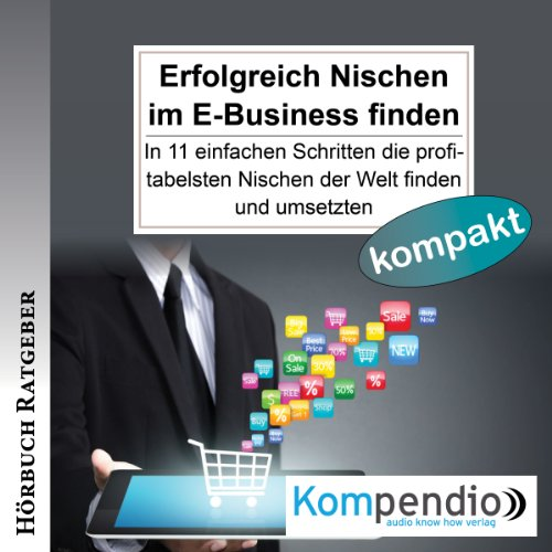 Erfolgreich Nischen im E-Business finden Titelbild