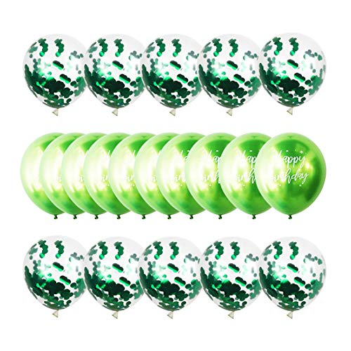 Yinyimei Balloon Stand 44/70/100/127cm Balloons Stand Balloon Holder Column Confetti Balloon Baby Shower Kids Birthday Party Wedding Table Decoration (Color : 20pcs 12inch Ball c)