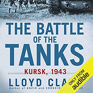 The Battle of the Tanks audiobook cover art