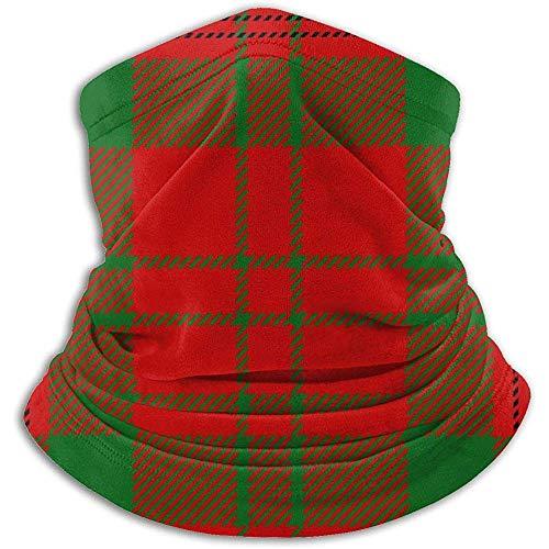 air kong Halswärmer Gamasche Kopfbedeckung Multifunktionale Kopftuch-Winddicht Ski Motorrad Maske Clan Livingstone Tartan Gedruckt