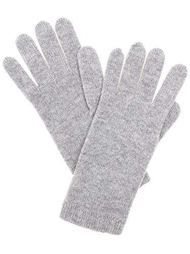 [ジョンストンズ] JOHNSTONS レディース 手袋 ナチュラル SHORT CUFF WOMENS CASHMERE GLOVES HAD3226 HB005952 NATURAL [並行輸入品]