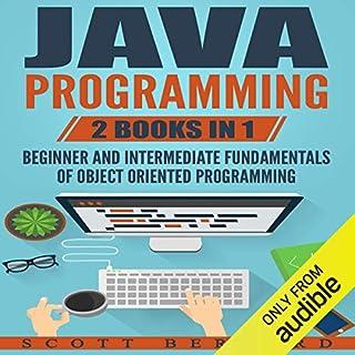 Java Programming: 2 Books in 1 audiobook cover art