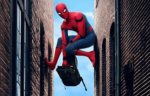 Benutzerdefinierte Kindertapete, Spider-man, 3d-cartoon-wandbilder Für Kinderzimmer Schlafzimmer Tapete Wand Hintergrund Wandtapete