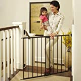 North States Baby Gates For Stairs Review and Comparison