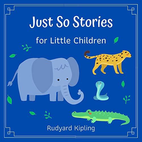 『Just So Stories for Little Children』のカバーアート