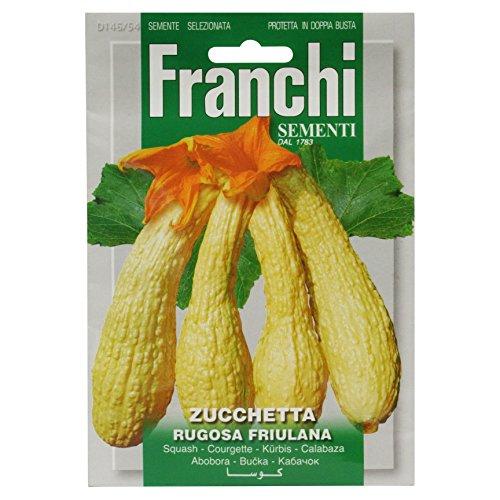 Franchi Samen Zucchini Rugosa Friulana