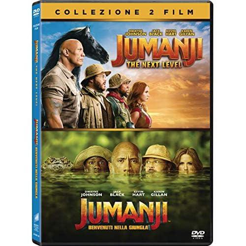 Jumanji: The Next Collection (Box 2Dv)