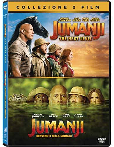 Dvd - Jumanji: The Next Collection (2 Dvd) (1 DVD)