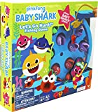 Spin Master Fishing Game Baby Shark Gone Jeu de pêche, 6054916, Multicolore