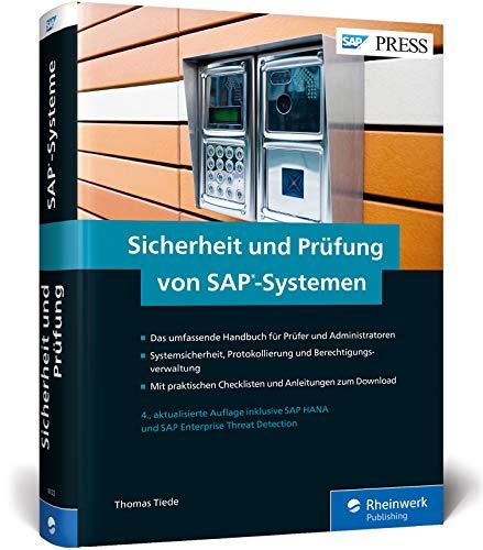 """Sicherheit und Prüfung von SAP-Systemen: Die Neuauflage von """"Ordnungsmäßigkeit und Prüfung des SAP-Systems (OPSAP)"""""""