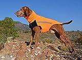 Vinter Vizsla Vest, Fleece, Winter Dog Jacket, Sport, Dog Coat - Chest Protection - Reflective - Made in USA