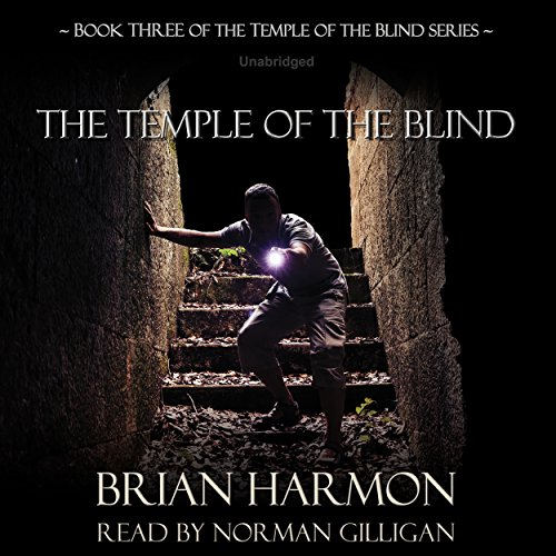 The Temple of the Blind: The Temple of the Blind, Book 3 audiobook cover art