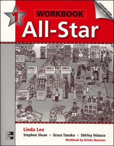 All-Star - Book 1 (Beginning) - Workbook (Bk. 1)