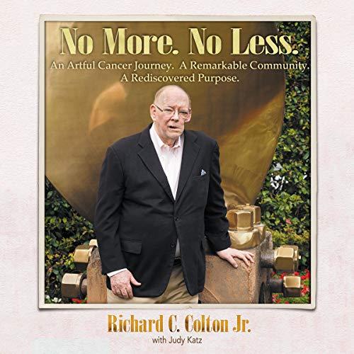No More. No Less audiobook cover art