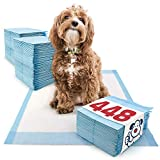 ValuePad Puppy Pads, Medium 23x24 Inch, 448 Count - Training Pads for Dogs, Leak Resistant 5-Layer Design, Perfect for Puppies, Smaller Dogs
