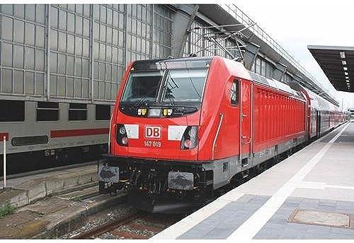 Piko H0 E-Lok BR 147 DB AG VI