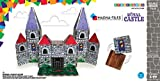 Royal Castle Award Winning Magna-Tile Educational Structure Toy Set. Shapes, Building and stem Approved Fun. Ages 3 +