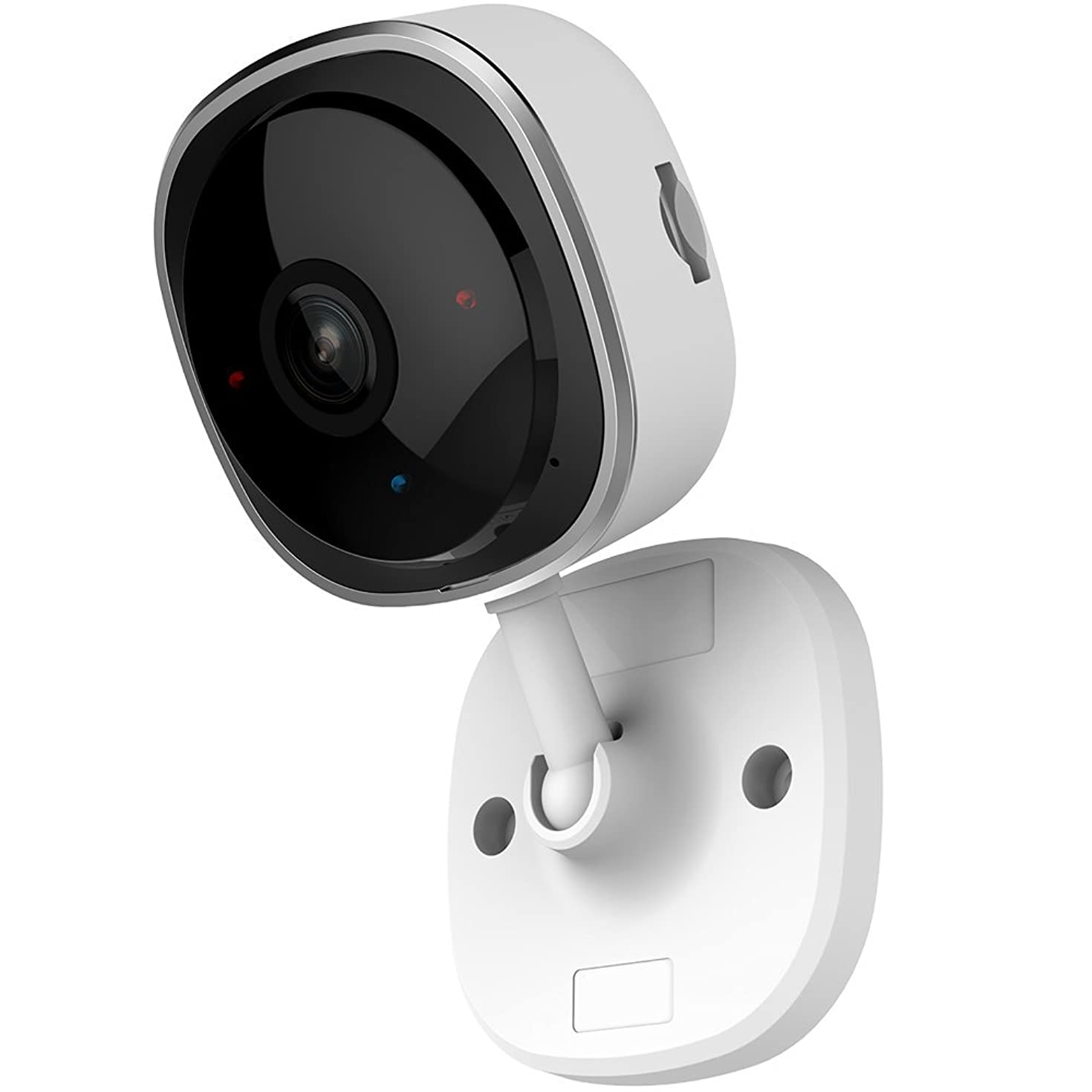 Jasal Home Wireless Security Camera,Surveillance Camera, Smart WiFi 1080P HD Mini Indoor 180 Degree Panoramic IP Dome Camera, Monitoring System, Cloud Service Available
