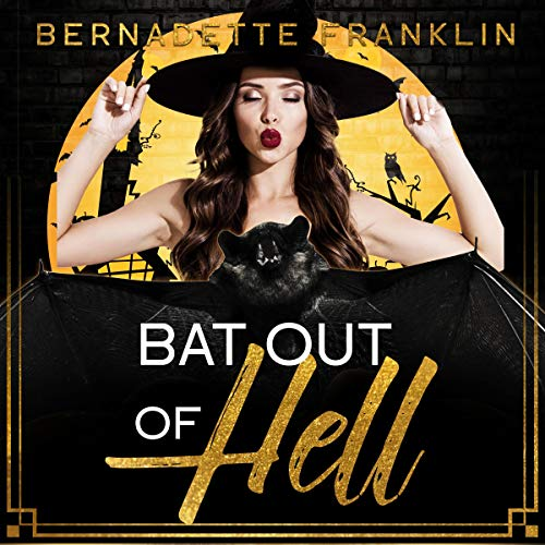 Bat out of Hell audiobook cover art
