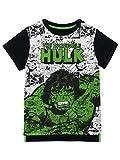 Marvel - Camiseta para niño - El Increible Hulk - 11-12 Años