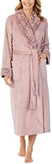 Carole Hochman Ladies' Plush Wrap Robe (S, Pink)