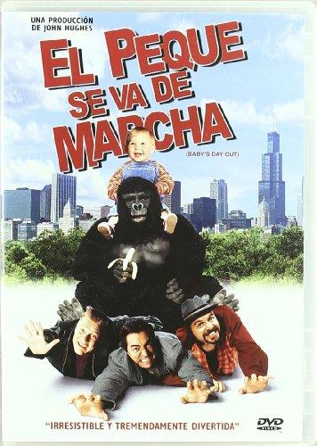 El Peque Se Va De Marcha [DVD]