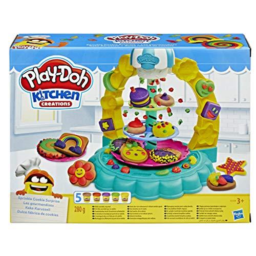 Play-Doh- Sweet Cookie Factory (Hasbro E5109EU4)