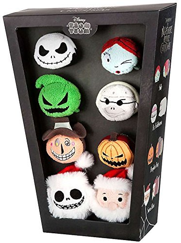 2016 The Nightmare Before Christmas ''Tsum Tsum'' Box Set – Mini – 3 1/2'' Edición Limitada 1