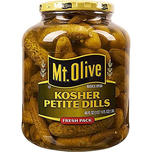 JOEDOT Mt. Olive Kosher oz 46 Tulsa Mall price Dills Petite