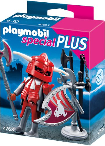 Playmobil 4763 - Doppelaxtkämpfer mit Waffenarsenal