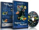 DVD de acuario - Acuario Tropical Reef - Filmado en HD - con sonido natural y música relajante